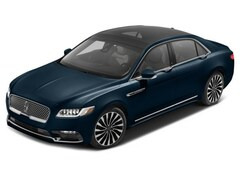 Certified Pre-Owned 2017 Lincoln Continental Select Sedan in Marble Falls