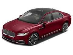 Used 2017 Lincoln Continental Select Select FWD