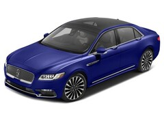 Used 2017 Lincoln Continental Black Label Sedan