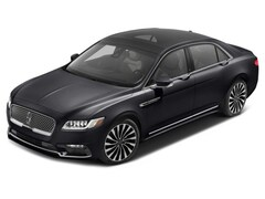 Used 2017 Lincoln Continental Black Label Black Label FWD