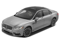 Used 2017 Lincoln Continental Select AWD Select  Sedan