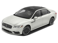 Certifed Used Vehicels for sale 2017 Lincoln Continental Black Label/AWD/Twin PNL Roof/Teck PKG/HTD Lthr/ Sedan in Glenview, IL