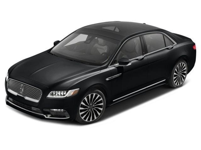 2017 Lincoln Continental Black Label Sedan
