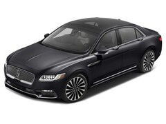 Used 2017 Lincoln Black Label Continental Black Label AWD