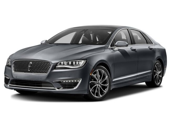 2017 Lincoln MKZ Select Car