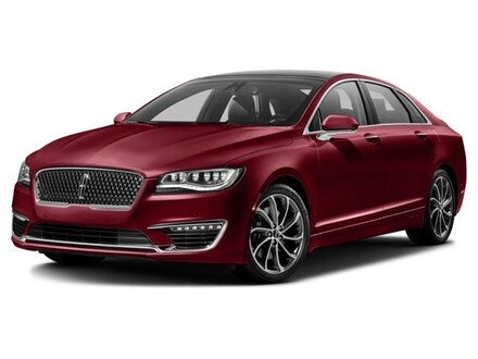 2017 Lincoln MKZ Reserve FWD Car