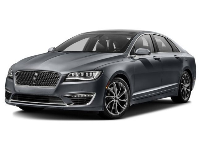 New 2017 Lincoln MKZ Select Car Near Detroit