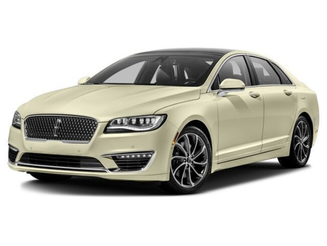 New 2017 Lincoln MKZ Reserve Sedan Near Detroit