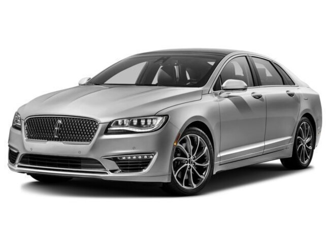 New 2017 Lincoln MKZ Reserve Car Lawrencevile New Jersey