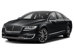 2017 Lincoln MKZ Black Label Sedan