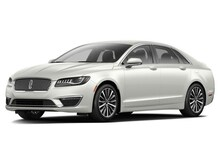 2017 Lincoln MKZ Hybrid Reserve Sedan