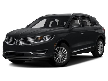 2017 Lincoln MKX Black Label SUV