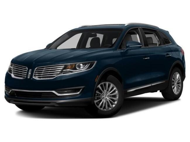 2017 Lincoln MKX Select AWD suv 2LMPJ8KR8HBL28296