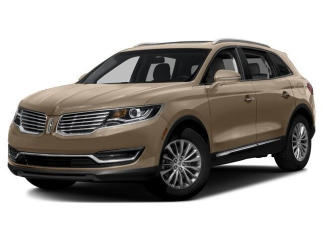 Used vehicle 2017 Lincoln MKX Reserve Sport Utility for sale near you in Ann Arbor, MI