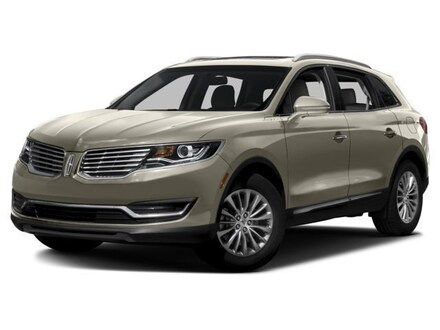 2017 Lincoln MKX Reserve w/Navigation Reserve AWD