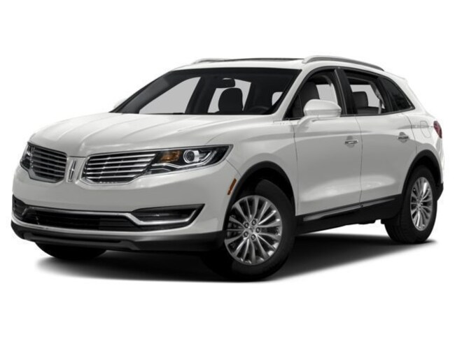 Certified Pre-Owned 2017 Lincoln MKX Reserve SUV in Grand Rapids, MI