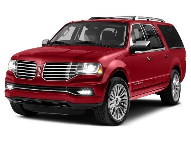 2017 Lincoln Navigator L Select 4x4 SUV