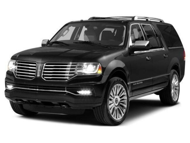 2017 Lincoln Navigator L Select SUV