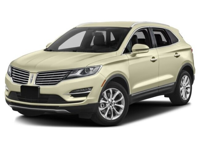 certified lincoln 2017 Lincoln MKC Select SUV for sale in Englewood CO