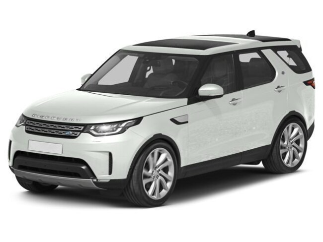 New 2017 Land Rover Discovery HSE SUV in Thousand Oaks, CA