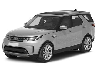 Used 2017 Land Rover Discovery HSE Td6 Diesel SUV in Knoxville, TN