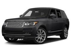 New 2017 Land Rover Range Rover SUV For Sale Boston Massachusetts