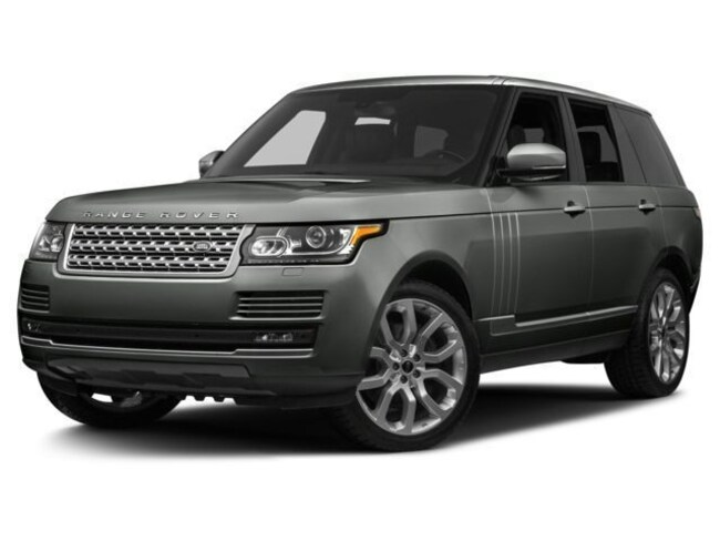 2017 Land Rover Range Rover 5.0L V8 Supercharged SUV