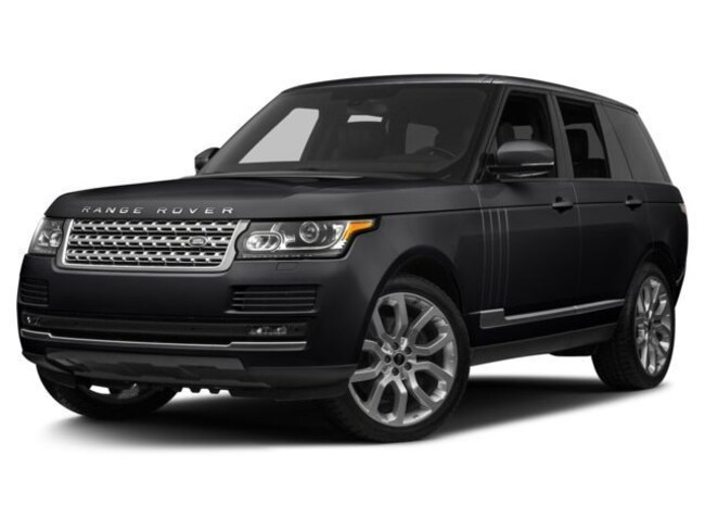 Used 2017 Land Rover Range Rover 4DR SUV V8 SC LWB V8 Supercharged LWB for Sale in Fife WA