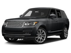 2017 Land Rover Range Rover 5.0L V8 Supercharged Autobiography SUV