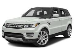 2017 Land Rover Range Rover Sport 3.0L V6 Turbocharged Diesel SE Td6 SUV