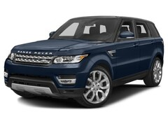 2017 Land Rover Range Rover Sport Td6 Diesel SE SUV for sale near Boston at Land Rover Hanover