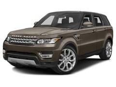 2017 Land Rover Range Rover Sport SE TD6 SUV