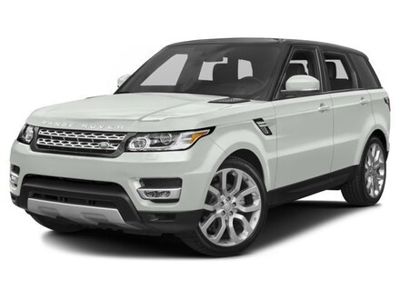 Pre-Owned 2017 Land Rover Range Rover Sport 3.0L V6 Supercharged HSE SUV Cerritos, CA