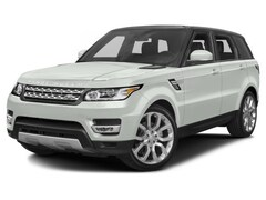 2017 Land Rover Range Rover Sport V6 Supercharged HSE SUV for sale near Boston at Land Rover Hanover