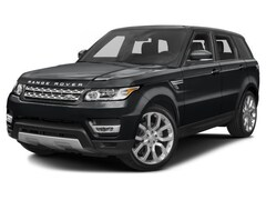 Used 2017 Land Rover Range Rover Sport 3.0L V6 Supercharged HSE SUV SALWR2FV1HA667706 for sale in Tulsa, OK