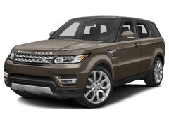 2017 Land Rover Range Rover Sport 3.0 Supercharged HSE SUV