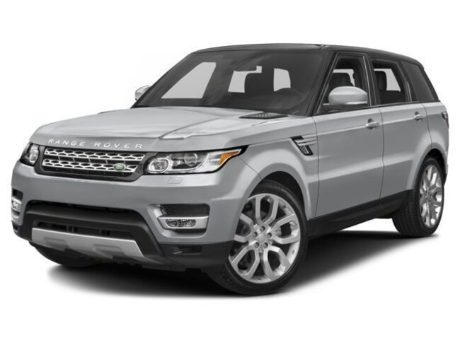 Used 2017 Land Rover Range Rover Sport HSE V6 Supercharged HSE for sale in Houston, TX