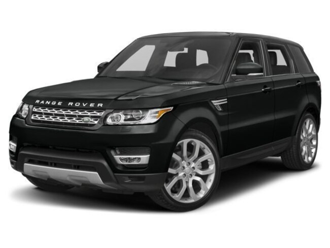 Used 2017 Land Rover Range Rover Sport HSE Sport Utility in Thousand Oaks, CA