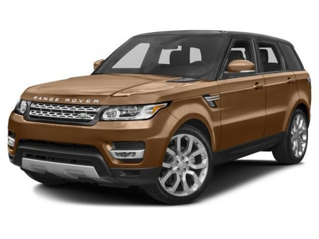 2017 Land Rover Range Rover Sport V6 Supercharged HSE suv