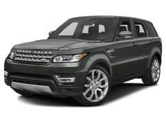 2017 Land Rover Range Rover Sport HSE TD6 SUV