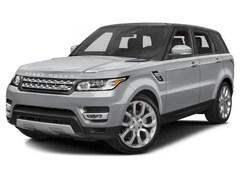 New 2017 Land Rover Range Rover Sport SUV For Sale Boston Massachusetts
