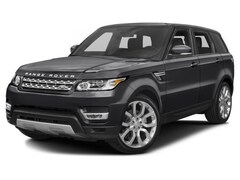 2017 Land Rover Range Rover Sport 5.0 Supercharged SUV