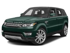 Certified Pre-Owned 2017 Land Rover Range Rover Sport V8 Supercharged Autobiography SUV in Knoxville, TN