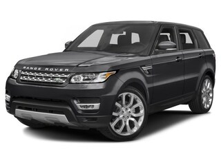 2017 Land Rover Range Rover Sport 5.0L V8 Supercharged Autobiography SUV