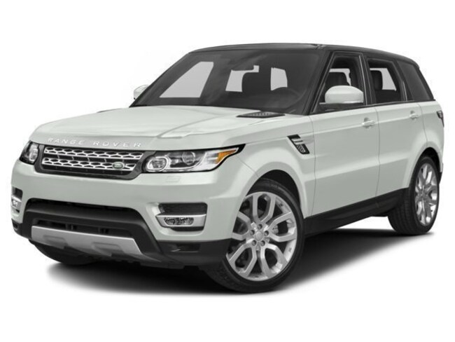 2017 Land Rover Range Rover Sport SVR SUV