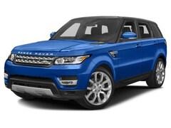2017 Land Rover Range Rover Sport 5.0L V8 Supercharged SVR SUV