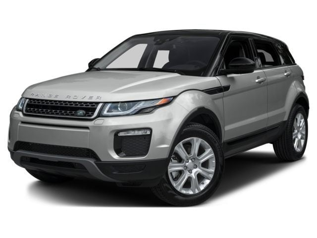 2017 Land Rover Range Rover Evoque Pure Plus SUV