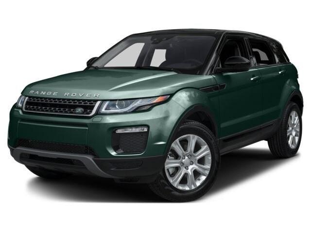 2017 Land Rover Range Rover Evoque SE SE