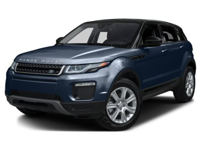 Certified Pre-Owned 2017 Land Rover Range Rover Evoque SE For Sale Dallas, Texas