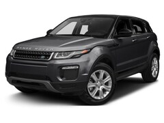 New 2017 Land Rover Range Rover Evoque SE SUV for sale in Houston, TX